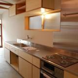 造作キッチン2